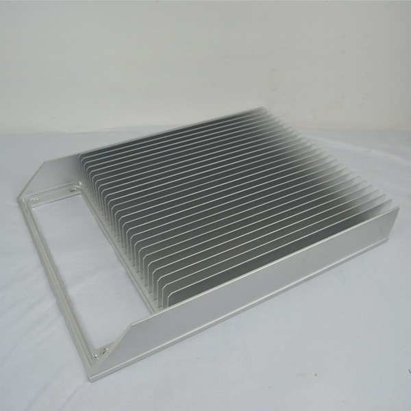Big Aluminum Extrusions Heat Sink