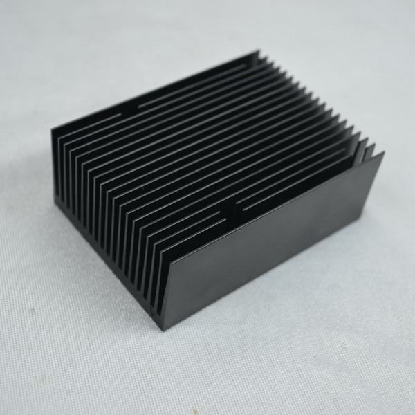 Black Anodization Extrusion Heat Sink Thermal Solution