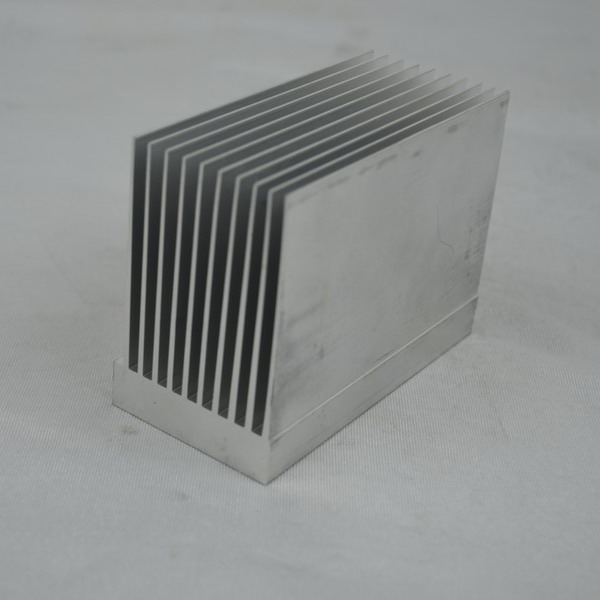 High fin Extruded Heat Sink