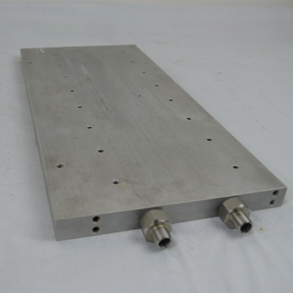 Aluminum 6063 base Liquid Cold Plate